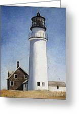 Rhode Island Lighthouse Greeting Card