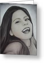 Riana Greeting Card