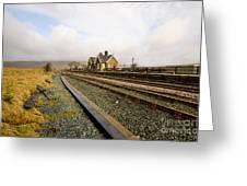 Ribblehead Station Greeting Card