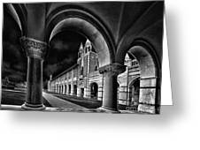 Rice Arches Greeting Card