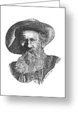 Richard Beaver Dick Liegh Greeting Card