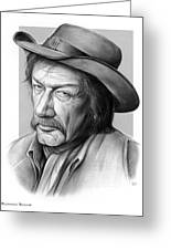 Richard Boone 3 Greeting Card
