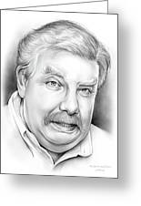 Richard Griffiths Greeting Card