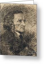 Richard Wagner  Greeting Card