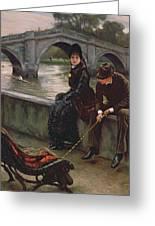 Richmond Bridge Greeting Card