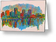 Richmond On The James Greeting Card