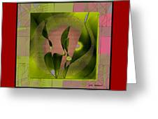 Richness #3 Greeting Card