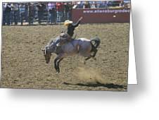 Ride Em Cowboy Greeting Card