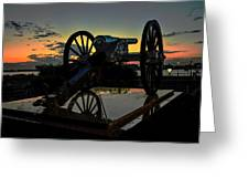 Ride Into The Sun Greeting Card