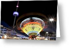 Rides In Motion Dallas Texas Greeting Card