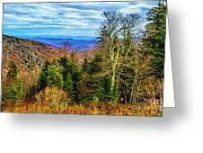 Ridge Junction Greeting Card