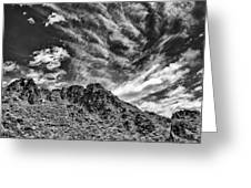 Ridge Route Greeting Card