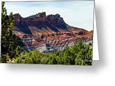 Ridges Greeting Card