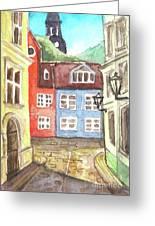 Riga Greeting Card