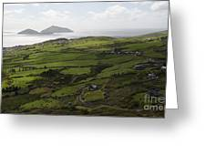 Ring Of Kerry Ireland Greeting Card