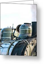 Ring That Bell Engine 26 Steamtown National Historical Site Greeting Card