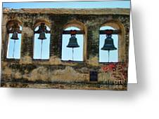 Ringing Bells Greeting Card