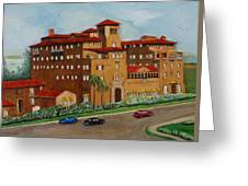 Ringling Towers Greeting Card