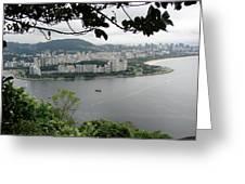 Rio De Janeiro Vii Greeting Card