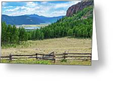 Rio Grande Headwaters Greeting Card