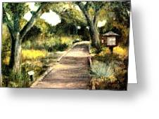 Rio Grande Nature Center State Park Greeting Card