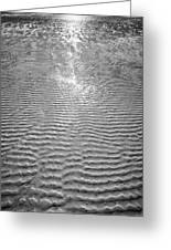 Rippled Light Greeting Card