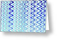 Ripples On The Lake Greeting Card