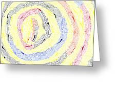 Ripples Greeting Card