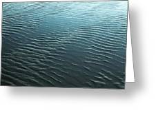 Rippling Beauty  Greeting Card