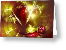 Rise Like A Phoenix Greeting Card
