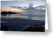 Rise Of The Phoenix Over King's Beach Lynn Ma Greeting Card