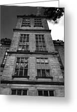 Hardwick Hall - Rising To The Sky Greeting Card