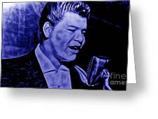 Ritchie Valens Collection Greeting Card