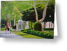 Rittenhouse Square Greeting Card