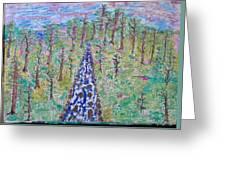River Dayz Greeting Card