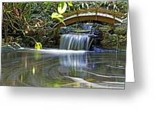 River Of Eternity Greeting Card