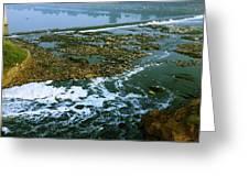 River Subernarekha Greeting Card