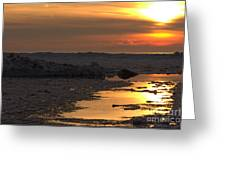 River To The Sun 2 Greeting Card