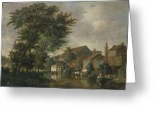 River Wensum, Norwich Greeting Card