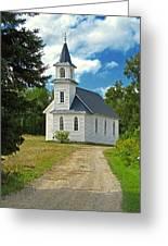 Riverside Presbyterian Church 1800s Greeting Card