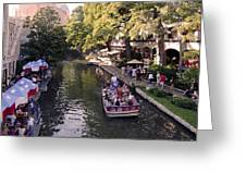 Riverwalk IIi Greeting Card