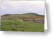 Road To Waternish Point Greeting Card