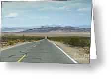 Road Trip  Greeting Card