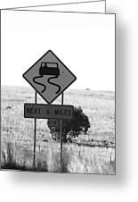 Roadtrip 7 Greeting Card