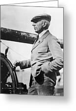 Roald Amundsen (1872-1928) Greeting Card