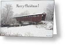 Roann Christmas Greeting Card