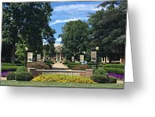 Roanoke College 2 Greeting Card