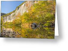 Roark Bluff Reflections Greeting Card