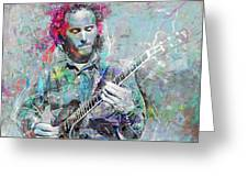 Robby Krieger Greeting Card