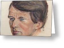 Robert Kennedy Greeting Card